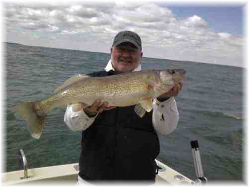 Lake Erie Fishing Charters Walleye Fishing Charters