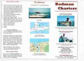 Lake Erie fishing charters with Badman Charters