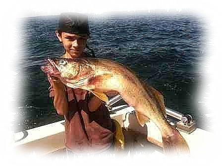 Fishing charters for all ages